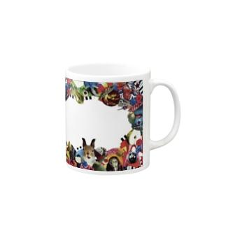 大集合 Mugs
