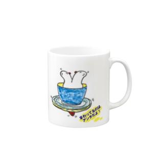 まわる独楽かぴ Mugs