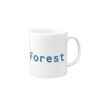 planetForest マグカップ