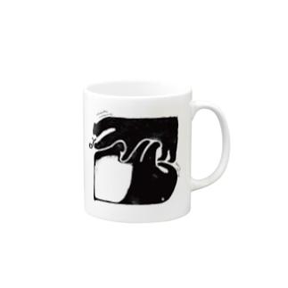 rena model Mugs