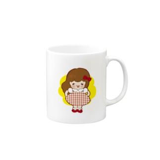 ほんよみちゃん Mugs