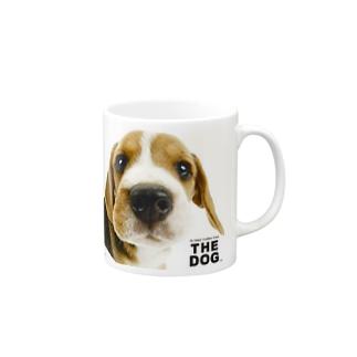 THE DOG[ビーグル] Mugs