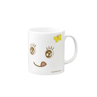 """ぺろり""""みかうぇる"""" Mugs"""