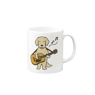 ギター&バッチコイ Mugs