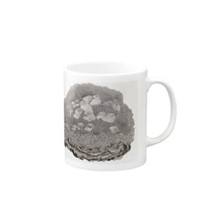 鳥の巣 Mugs