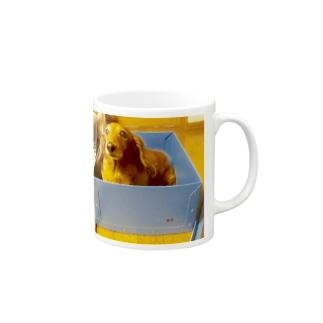 箱入りダックスフント♩ Mugs