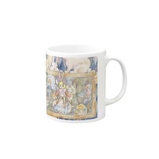 pitter-patterの標本箱 Mugs