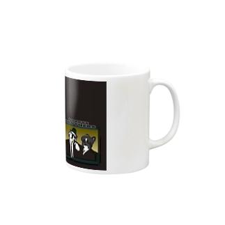 ドギーズブラザーズ Mugs