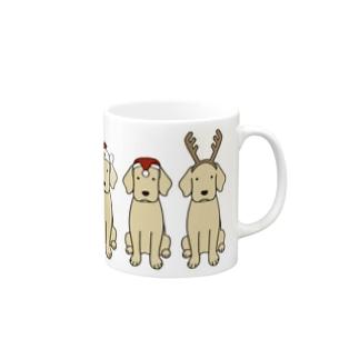 かぶりもの Mugs