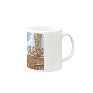 鉄コン筋クリート Mugs