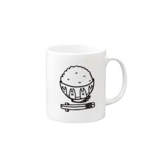 うさ茶碗 Mugs