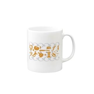 ミュージックラフト~好きなもの・好きなこと~ Mugs