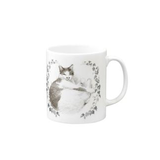 ぼんちゃんクロッキー Mugs