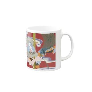 相思相愛 Mugs