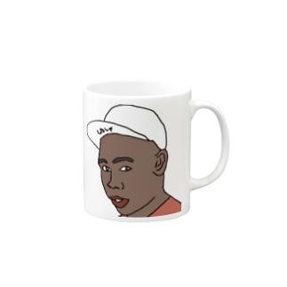 BOY マグカップ