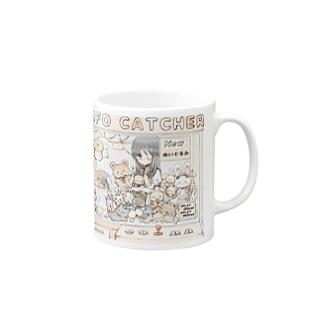 UFO CATCHER Mugs