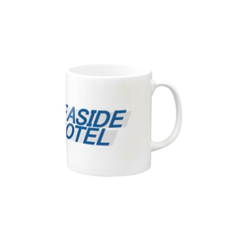 SEASIDE MOTEL Mugs