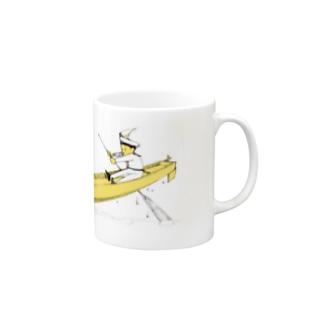 おしのびコーヒー Mugs