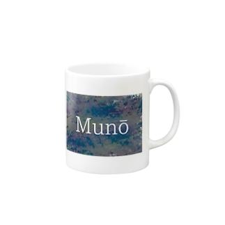 Munōロゴマグカップ Mugs