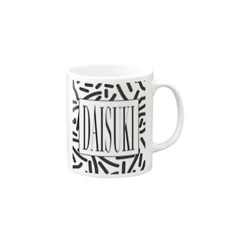 DAISUKI Mugs