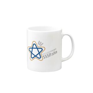 われらは科学特撮研 SSSP.site Mugs