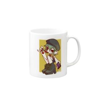 わるいこマグカップ Mugs