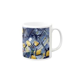 満員 Mugs