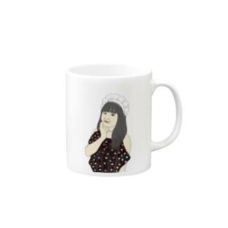 みんな大好きみぽりんマグ Mugs