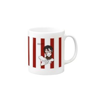 紅縞 Mugs