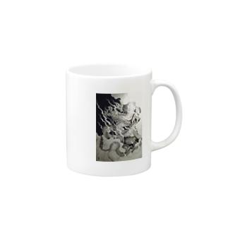 昇龍 Mugs