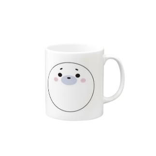 まん丸ごまちゃん Mugs