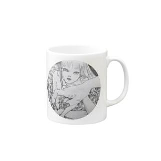 でも私はダメかな Mugs