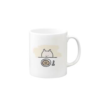 はらぺこ Mugs