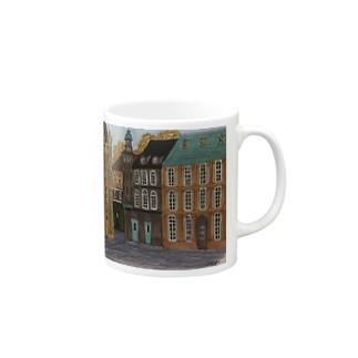 街並 Mugs