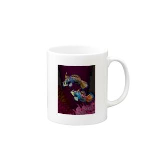 Nishiki-teguri Mugs