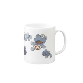 干潟の水族館 Mugs