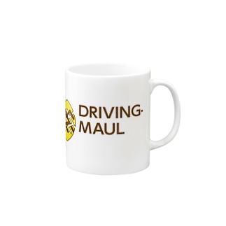 DRIVING-MAUL Mugs