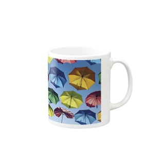☂︎*̣̩雨ニモマケズ⋆̩* Mugs