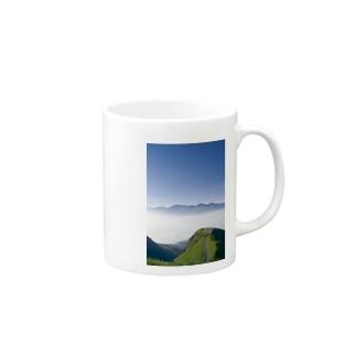 ラピュタの道 Mugs