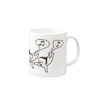 U.F.O.CLUB オリジナルマグカップ 【BABY FLY ver.】 Mugs