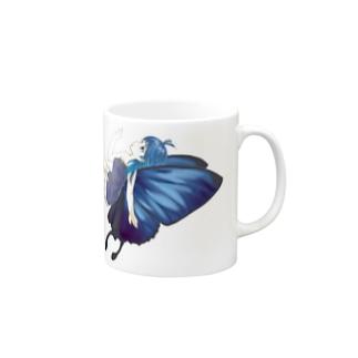 妖精の口づけ Mugs