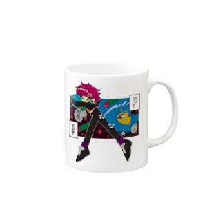 宝石泥棒 Mugs