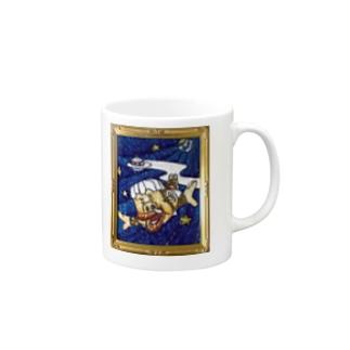 スペースモンモン マグカップ