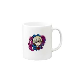 幻想のキャラ1弾 Mugs