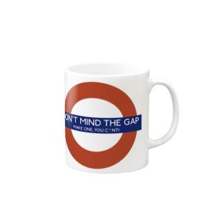 F*CK THE CORONA Mugs