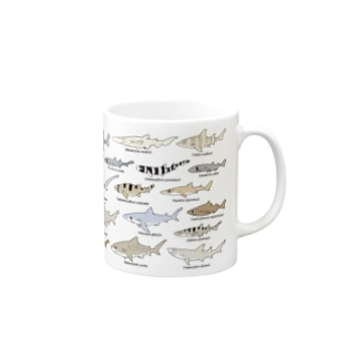 Sharks30(color)1.1 Mugs