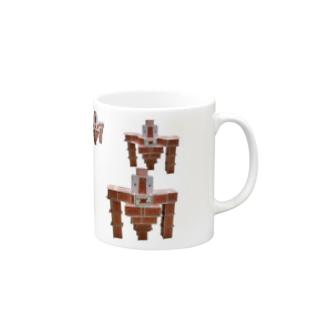 タワクサウォーク Mugs