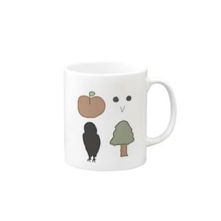 いちおうメンフクロウ Mugs