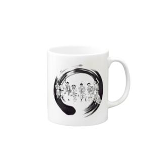 ・羅生門 black ver Mugs