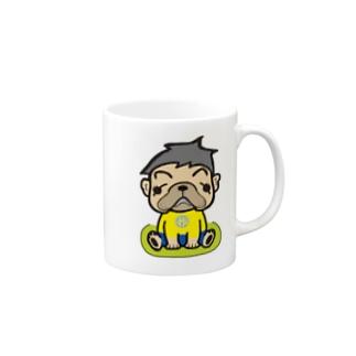 森くん Mugs